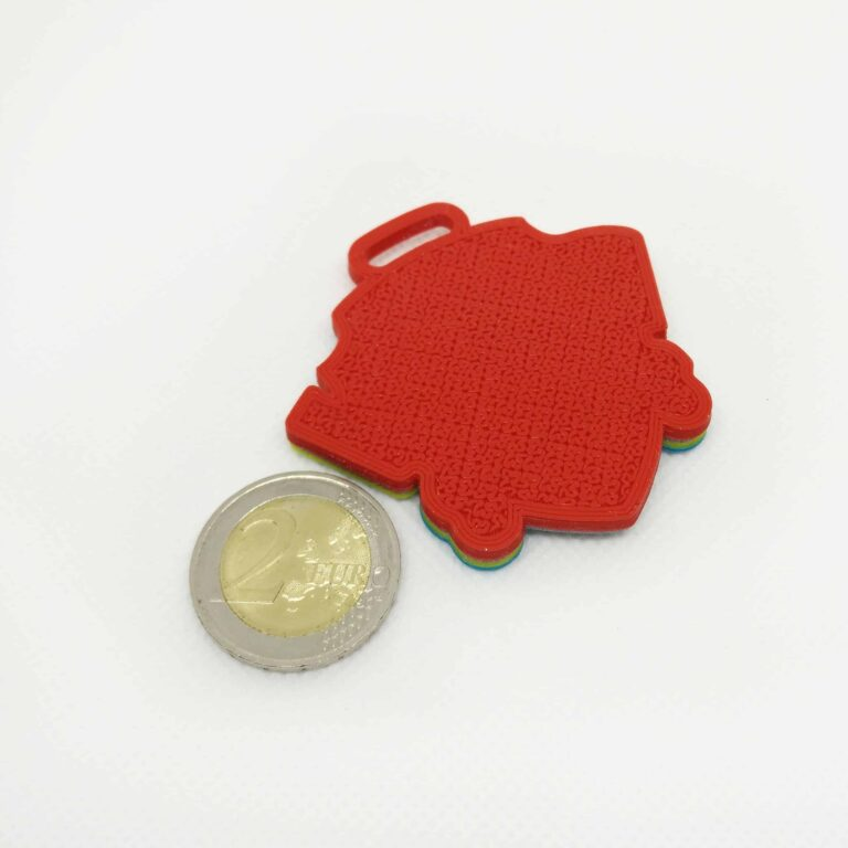 Back of the Paw Patrol badge
