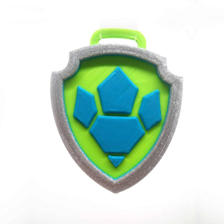badge pat patrouille rex